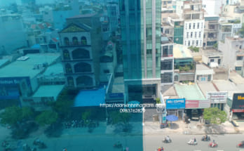 Phim Phản Quang NanoFilm B15 Blue