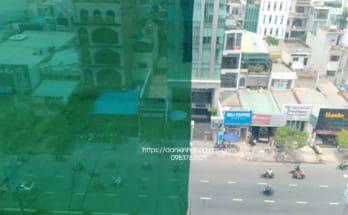 Phim Phản Quang NanoFilm B15 Green
